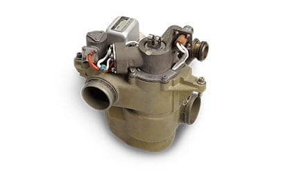 Anti-Ice Valve for Apache and Blackhawk Helicopters
