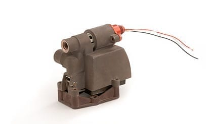 Pilot Valve for F-18 Fighter