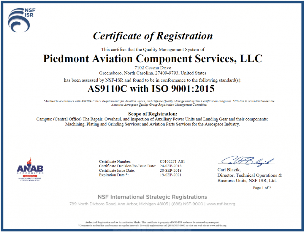 as9110-aviation-maintenance-certificate