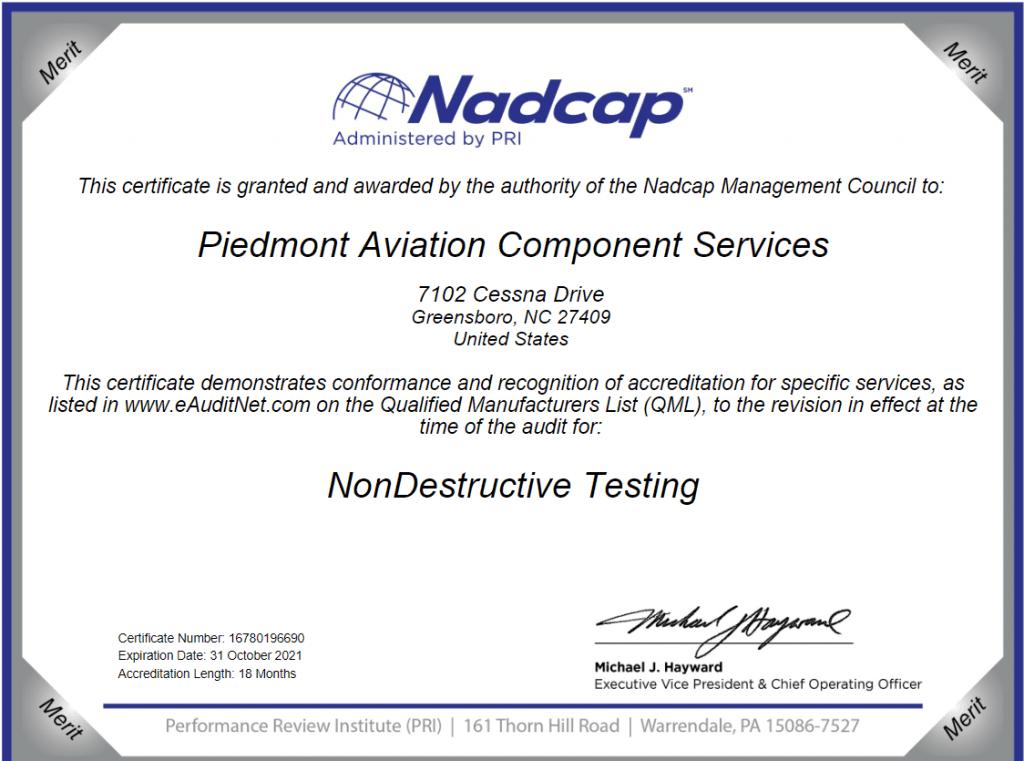 nadcap-certificate