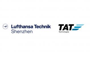 Partnership with Lufthansa Technik Shenzhen